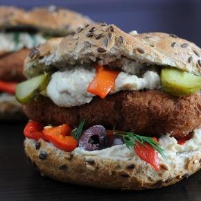 Veganes Essen muss nicht ungesund und geschweige denn trist sein!