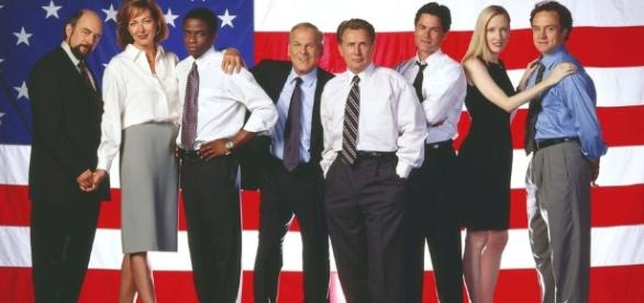 The cast of 'The West Wing' will campaign for Hillary Clinton ...- mashable.com