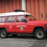 Estiveram no local oito viaturas dos Bombeiros Voluntários da Amadora.