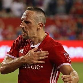 Franck Ribéry hatte wieder einen Ausraster / Foto: Jonathan Daniel