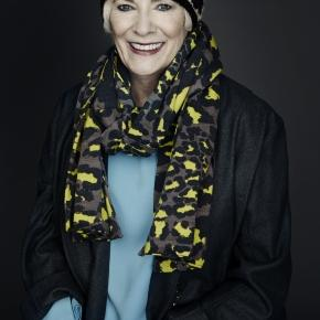 Tony award winner Betty Buckley. Photo by Scogin Mayo, used with permission.