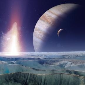 Aliens Found? Hubble's Europa Photos Reveal 'Surprising Activity' - sputniknews.com