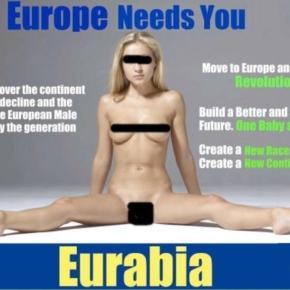 Werbung zur islamischen Eroberung Europas