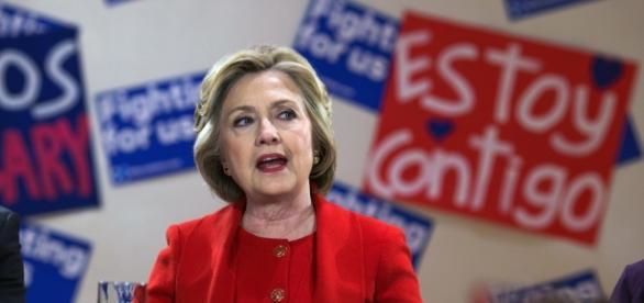 Hillary Clinton, elegida por el New York Times