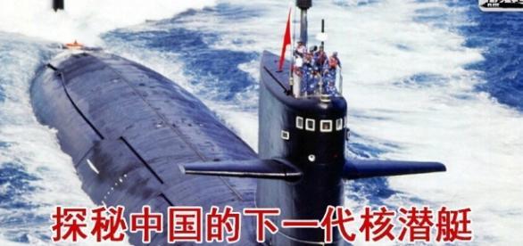 nuclear submarine   Tiananmen's Tremendous Achievements... - wordpress.com
