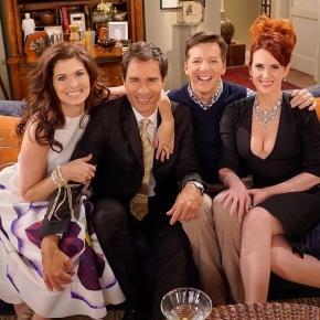 The Cast of Will & Grace Reunites: See Debra Messing, Eric ... - eonline.com