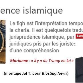 29 % des musulmans croient en une justice immanente divine, tout comme le droit naturel français s'inspire du droit écclésiastique