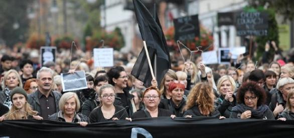Czy Ordo Iuris wywołało czarne protesty na zlecenie Putina?