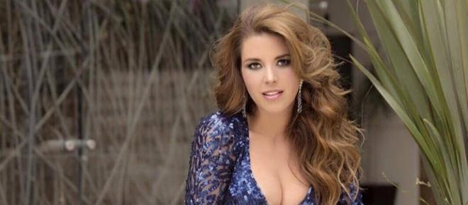 Alicia Machado, la Miss Universo a quien Trump llamó 'cerdita'