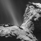 67/P Churyumov-Gerasimenko, il significato della vita è ovunque lo cerchiamo, anche in una roccia amorfa spaziale