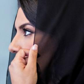 Prinzessin aus Saudi Arabien / Symbolbild