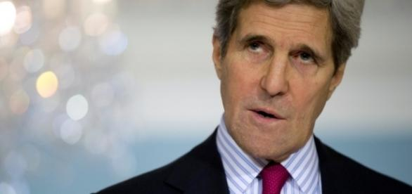 Kerry was in India for 5 days ... - scmp.com