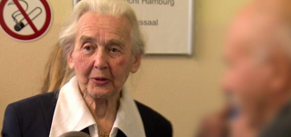 """Ursula Haverbeck - """"Babcia nazistka"""" - skazana na 8 miesięcy więzienia"""