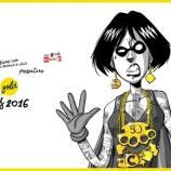 Lucca Comics & Games: manifesto di Zerocalcare.
