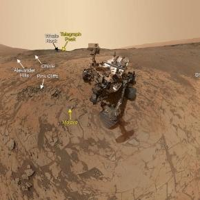 Curiosity Finds Evidence of Mars Crust Contributing to Atmosphere ... - nasa.gov