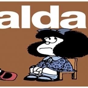 Mafalda, la niña que ya creció.