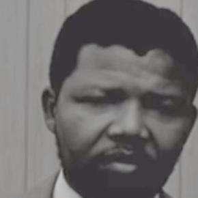 Foundation: Footage from Nelson Mandela's first known TV interview ... - cbsnews.com