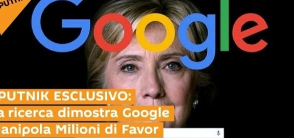 Google accusata da Robert Epstein di favorire Hilary Clinton nelle ricerche, ma non è proprio così