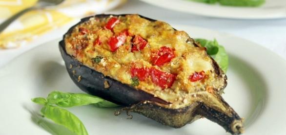 come cucinare melanzane ripiene senza carne - Come Cucinare Le Melenzane