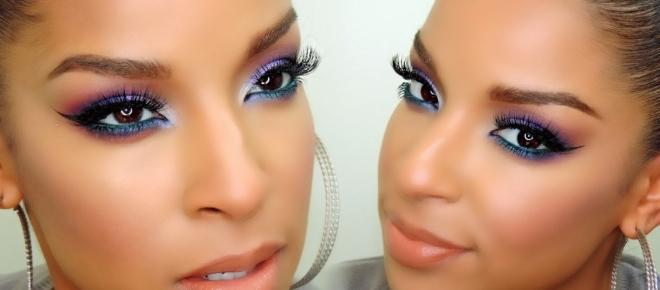 Smokey eye style choices to stay fresh: Part 2: the blue and neutral looks