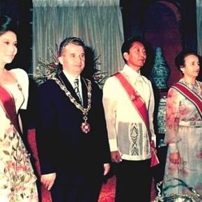 Ferdinand Marcos, prieten bun cu Nicolae Ceaușescu, ar putea fi îngropat în Cimitirul Eroilor din Manila