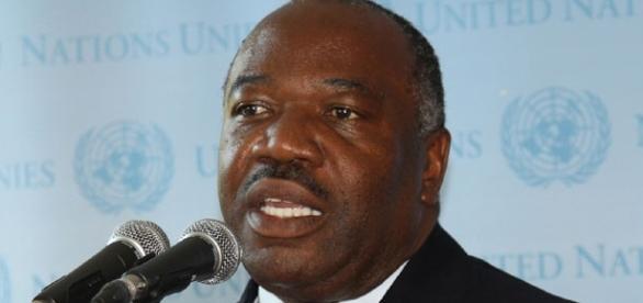Ali Bongo Ondimba, Président sortant du Gabon. Crédit photo PCI