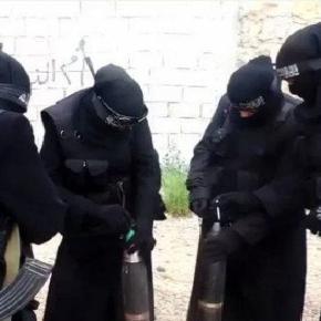 Femeile se revoltă împotriva Statului Islamic