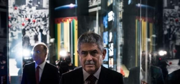 Presidente do Benfica defendeu Luisão.