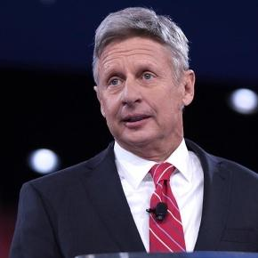 Gary Johnson Town Hall: Libertarian Ticket in CNN's Spotlight ... - nationalreview.com