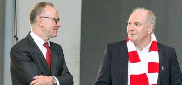 Rummenigge: Hoeneß ist als Präsident willkommen - Bundesliga - kicker - kicker.de