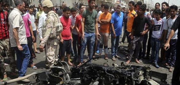 28 Killed, 50 Injured In Fresh ISIS Attack In Baghdad | Breaking - breakingnewsalerts.com