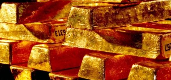 Bundesbank holt weitere Tonnen Gold zurück aus Amerika - faz.net