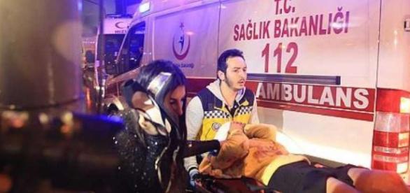 Dozens killed in Istanbul nightclub rampage blamed on terrorism - sfgate.com