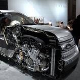 El alma de un auto de última generación