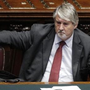 Giuliano Poletti parla al Senato dei giovani all'estero (Foto: Amicimarcobiagi.com)
