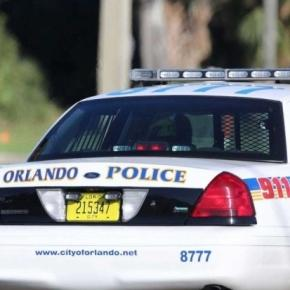 Orlando Police Officer killed - Photo: chron.com