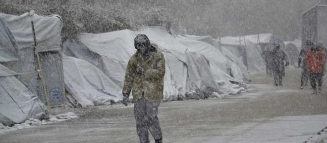 Más de 80 muertes en Europa por la ola de frío polar