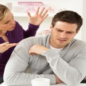 Algumas atitudes dos maridos estressam suas esposas mais que os filhos