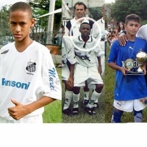 Neymar, Robinho e Dudu foram alguns dos jogadores que disputaram a competição