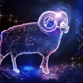 The ram, representing Aries, via zodiacsignsbirthday.com