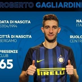 Ufficiale |  Roberto Gagliardini è nuovo giocatore dell' Inter