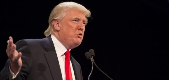 Donald Trump didn't sugar coat a thing at today's press conference. Photo: Blasting News Library - infostormer.com