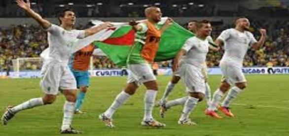 L equipe nationale d alg rie et la coupe d afrique des nations - Qualification coupe de monde afrique ...