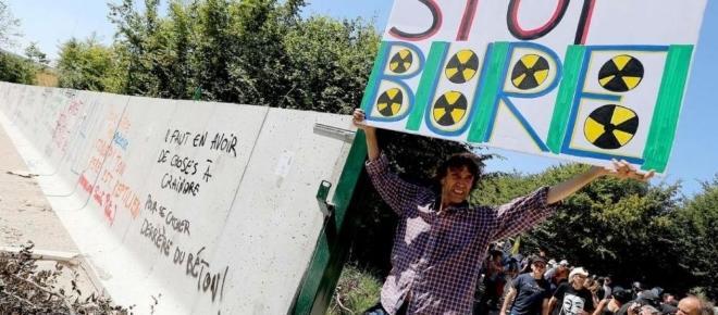Déchets radioactifs : Bure fait de la résistance
