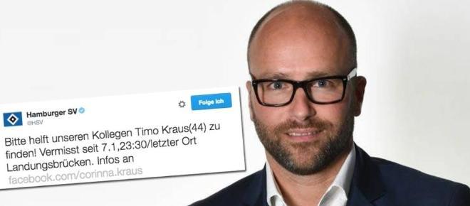 HSV-Manager auf mysteriöse Weise verschwunden!