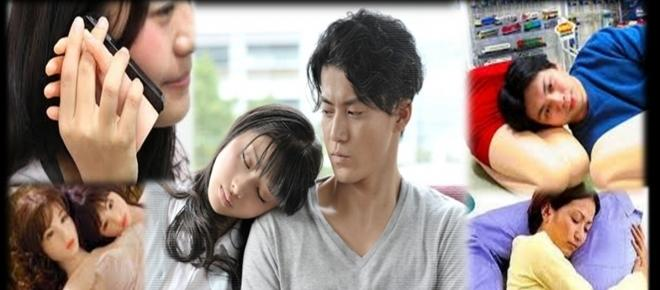 Extrañas ideas sexuales en Japón