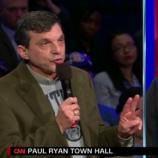 Paul Ryan town hall, via Facebook