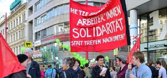 Wie weit geht die Solidarität, wenn der eigene Arbeitsplatz auf dem Spiel steht?