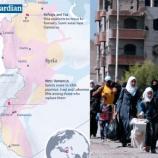 Le régime syrien et l'Iran facilitent des échanges de populations chiites et sunnites entre zones rebelles et zones frontalières du Liban