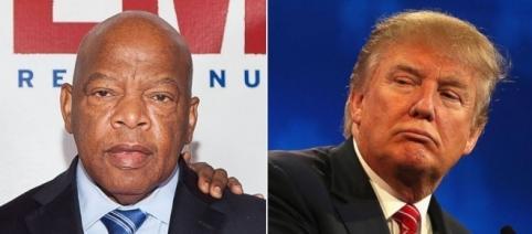 Donald Trump Evokes George Wallace for Civil Rights Icon John ... - go.com